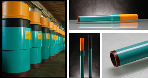 Hdpe transition pipe fitting